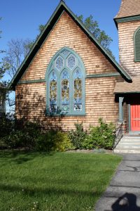 Church Leaded Glass Window Replacement 2