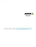 Marvin Green Brochure